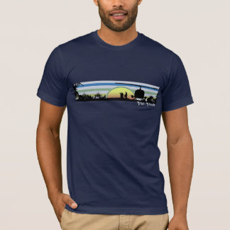 Het Overhemd van het Toerisme van Verde van Val T Shirt