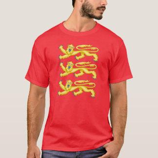 Het Overhemd van het Wapenschild van Engeland T Shirt