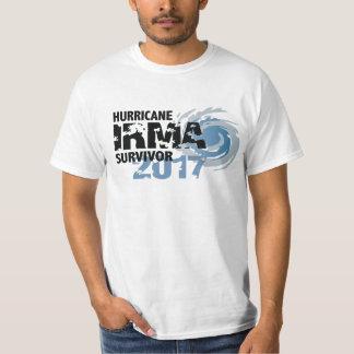 Het Overhemd van Irma Survivor Florida 2017 van de T Shirt