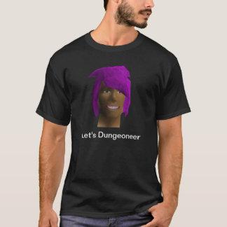 Het Overhemd van Jeff P T Shirt