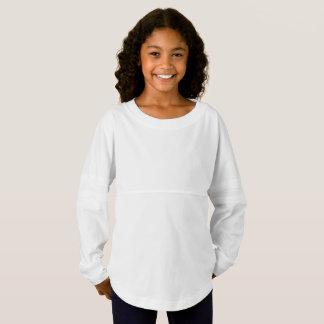 Het Overhemd van Jersey van de Geest van meisjes