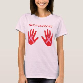 Het overhemd van Kanker van de borst T Shirt