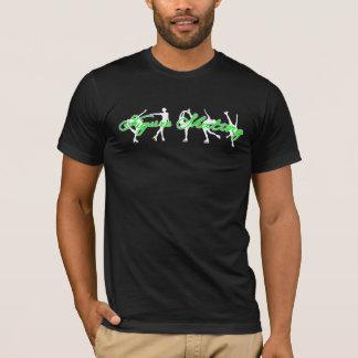 Het Overhemd van kunstschaatsen - schaatsers van T Shirt