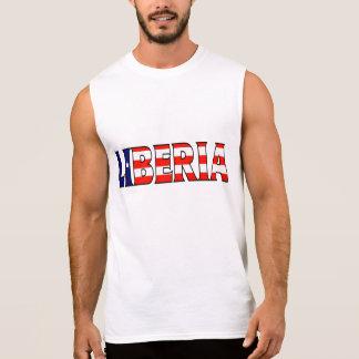 Het Overhemd van Liberia T Shirt
