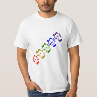Het Overhemd van Lincoln van Abe T Shirt