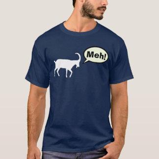 Het Overhemd van Meh van de geit T Shirt