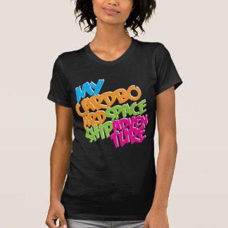 Het Overhemd van Meisjes MCSA T Shirt