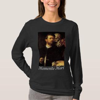 Het Overhemd van Momento Mori van de renaissance T Shirt