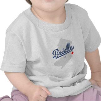 Het Overhemd van New Jersey NJ van Brielle T-shirt