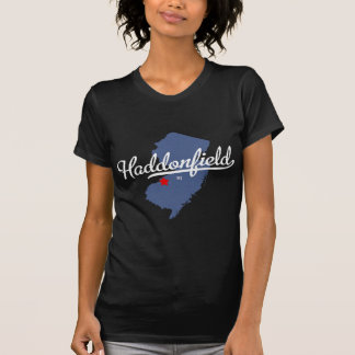 Het Overhemd van New Jersey NJ van Haddonfield T Shirt