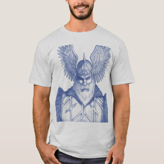 Het Overhemd van Odin van Asatru T Shirt