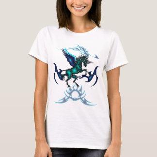 Het Overhemd van Pegasus van de eenhoorn T Shirt