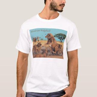 Het Overhemd van Ridgeback van Rhodesian T Shirt