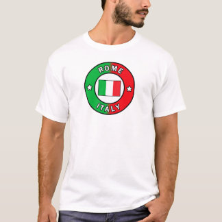 Het Overhemd van Rome Italië T Shirt