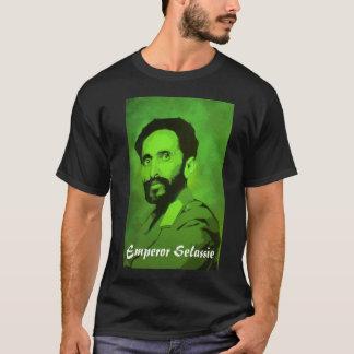 Het Overhemd van Selassie van de keizer T Shirt