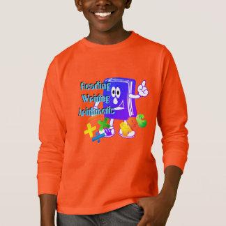 Het Overhemd van Student drie Rs T Shirt