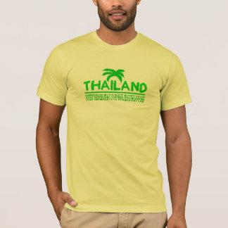 Het overhemd van Thailand - kies stijl & kleur T Shirt