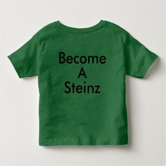 Het Overhemd van TSteinz van de peuter Shirt