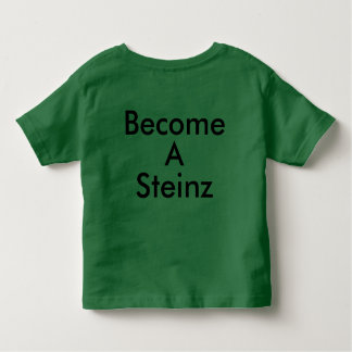 Het Overhemd van TSteinz van de peuter Shirts
