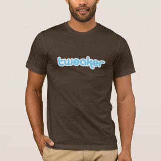 """Het Overhemd van """"Tweaker"""" van de tjilpen T Shirt"""