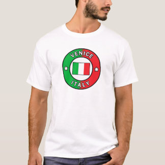 Het overhemd van Venetië Italië T Shirt