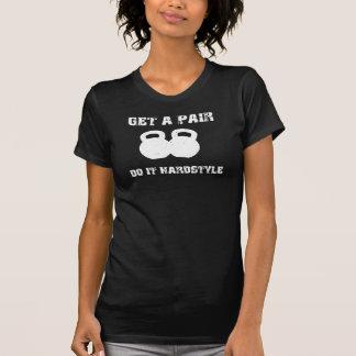 Het Overhemd van vrouwen: KRIJG EEN PAAR (VAN T Shirt