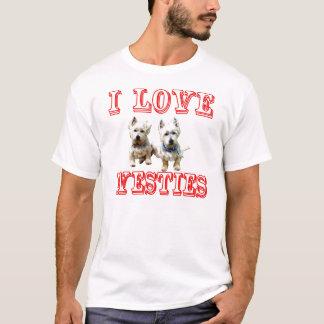 Het Overhemd van Westies T Shirt