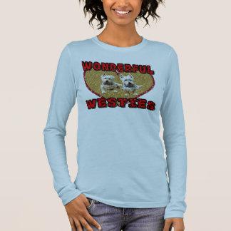 Het Overhemd van Westies T Shirts
