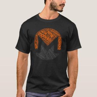 Het Overhemd van Word van Cyrpto van de Keten van T Shirt