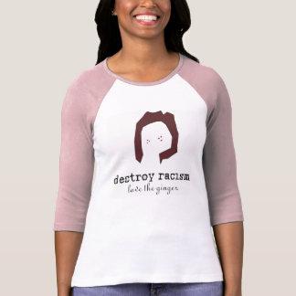 Het overhemd voor Rode Hoofden en Gingers T Shirt