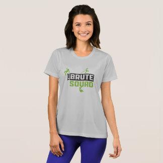 Het overhemdszilver van de Concurrent van de Ploeg T Shirt