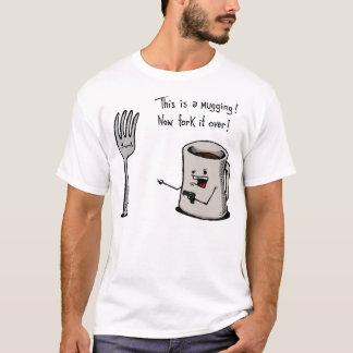 Het overvallen Overhemd T Shirt