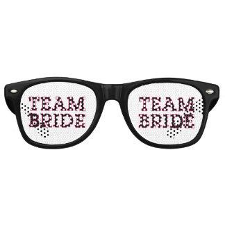 Het Overzicht van de Bruid van het team Retro Zonnebril
