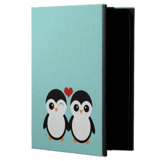 Het paar iPad geval van de pinguïn iPad Air Hoesje