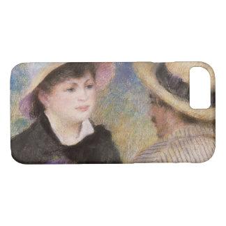 Het Paar van het roeien door Pierre-Auguste Renoir iPhone 7 Hoesje