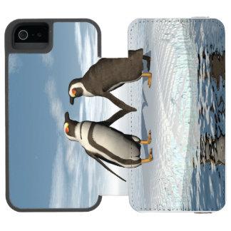 Het paar van pinguïnen