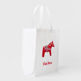 Het Paard die van Dala de Zak van de Boodschappentas
