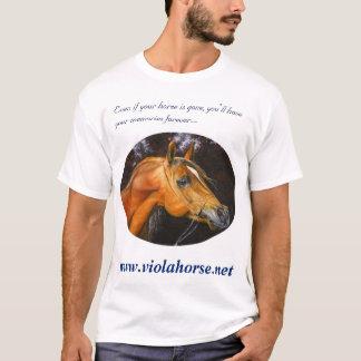 Het Paard van de altviool T Shirt