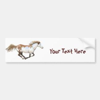 Het Paard van de verf, Dixie Bumpersticker