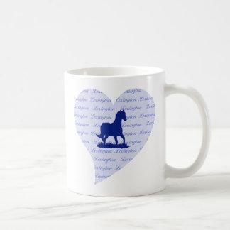 Het Paard van Lexington KY Koffiemok