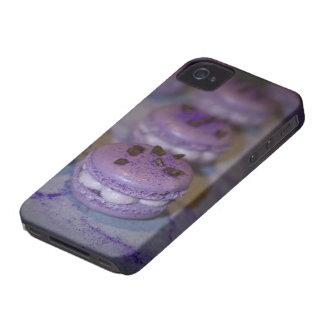 Het paarse Franse Beschermende Hoesje van iPhone M
