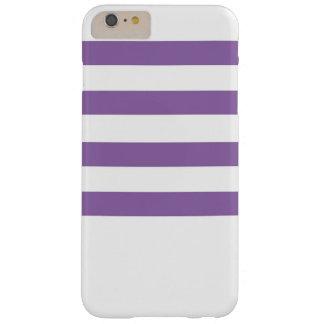 Het paarse Gestreepte Hoesje van de Telefoon