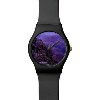 Het paarse Grote Horloge van de Canion