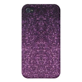 Het paarse Hoesje van het Speck van de Vlek iPhone 4 Case