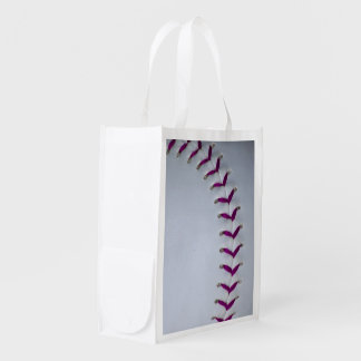 Het paarse Honkbal/het Softball van Steken Shopper