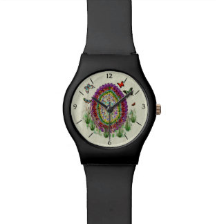 Het Paasei van de Juwelen van de regenboog Horloge