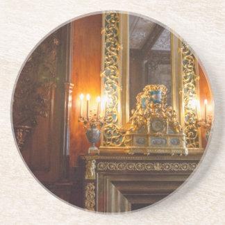 Het Paleis Moika van Yusupov van Rasputin Zandsteen Onderzetter