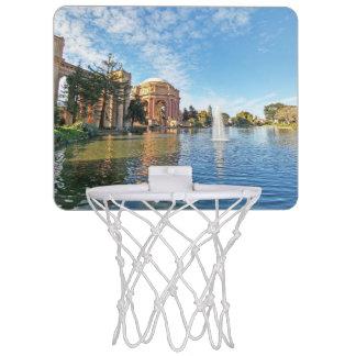 Het paleis van Beeldende kunsten Californië Mini Basketbalring