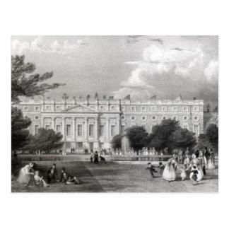 Het Paleis van het Hampton Court Briefkaart