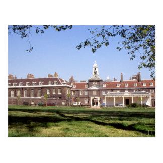 Het Paleis van Kensington van No.33 Briefkaart